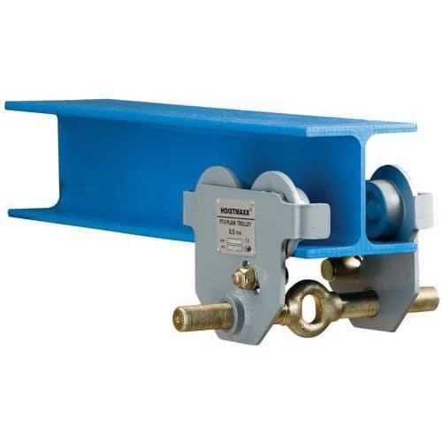 Laufkatze manueller Flaschenzug Hoistmaxx  - Tragkraft 500 bis 5.000 kg