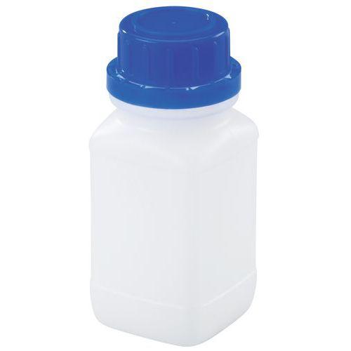 Flasche aus HDPE