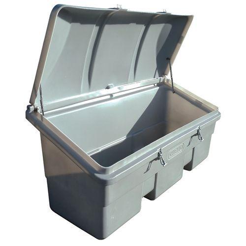 Box für Baufahrzeuge