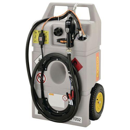 Dieseltrolley mit elektrischer Pumpe und automatischer Zapfpistole