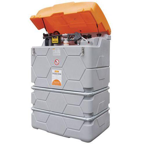 Diesel-Lagerstation Go Cube Premium Outdoor