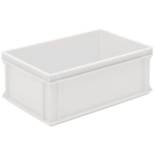 Stapelbox vollwandig