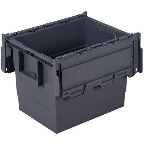 Transportbehälter Integra®, Länge 600mm, Grau