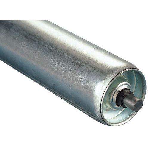 Verzinkte Stahlrolle- 10Stück