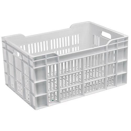 Behälter mit durchbrochenen Wänden und durchbrochenem Boden - Länge 600 mm - 60 L