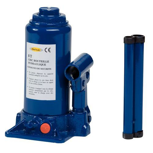 Hydraulischer Heber - Traglast 5, 8 und 10 t