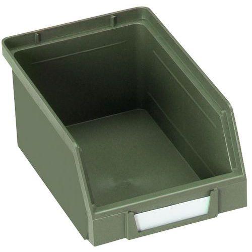 Sichtlagerkasten Kangourou - Breite 165 mm - 1 L - Manutan
