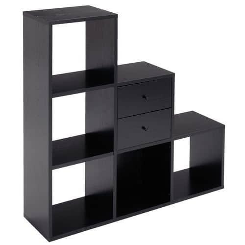 Aufbewahrungsmöbel aufbewahrungsmöbel maxicube schwarz manutan deutschland