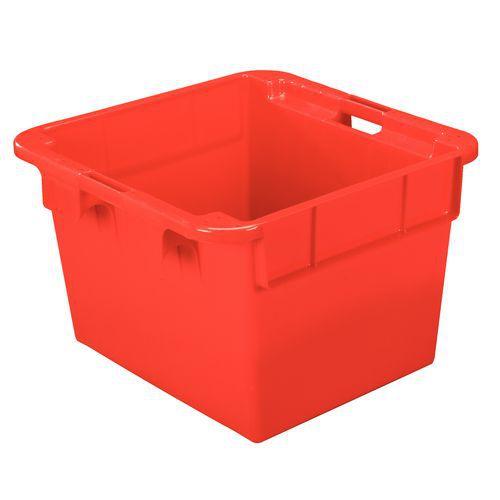 Großformatiger Stapelbehälter - einfarbig - Länge 620 bis 800 mm - 90 bis 145 l