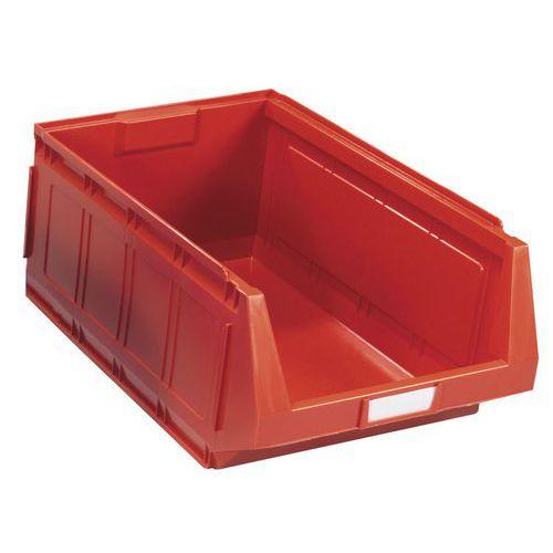 Stapelsichtbox, zusammensetzbar - Länge 580 mm - 40 l