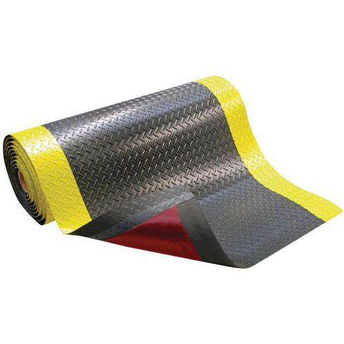 Ergonomische Anti-Ermüdungsmatte mit Tränenblechprofil- laufender Meter