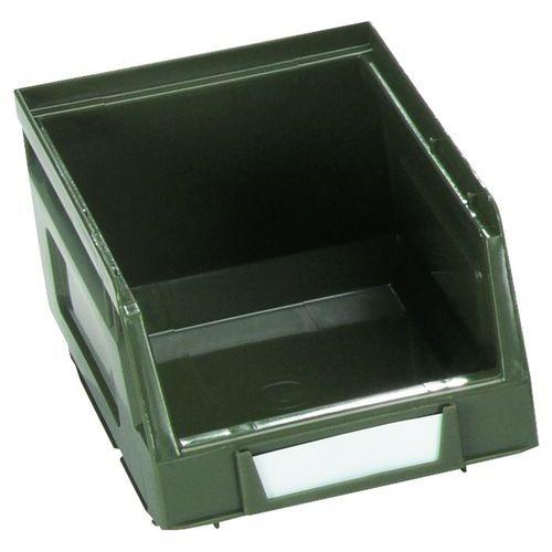 Sichtlagerkasten Manugreen - Länge 165 bis 490 mm - 1 bis 30 L