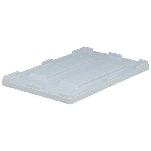 Verstärkter Deckel für Palettenbox