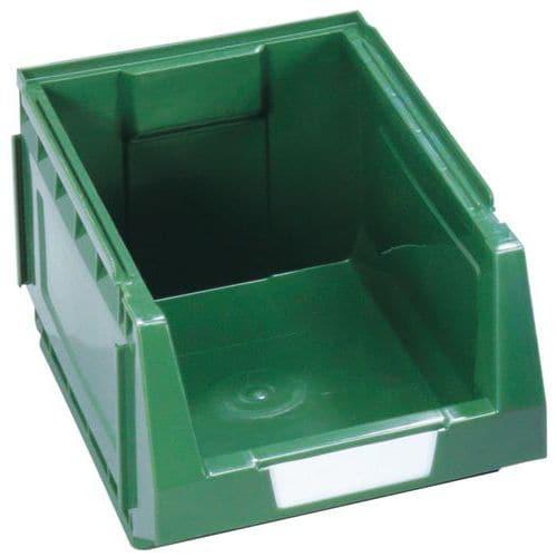 Stapelsichtbox, zusammensetzbar - Länge 345 mm - 12 l