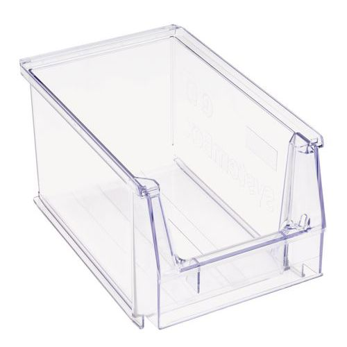 Stapelsichtbox - Länge 230 mm - 3,8 l