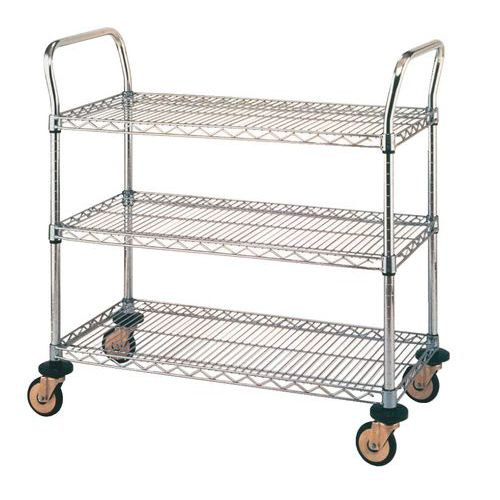 AIG400453 wire utility cart 10 on wire utility cart