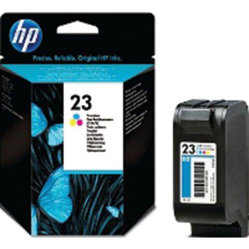 Druckerkartusche- 23- HP