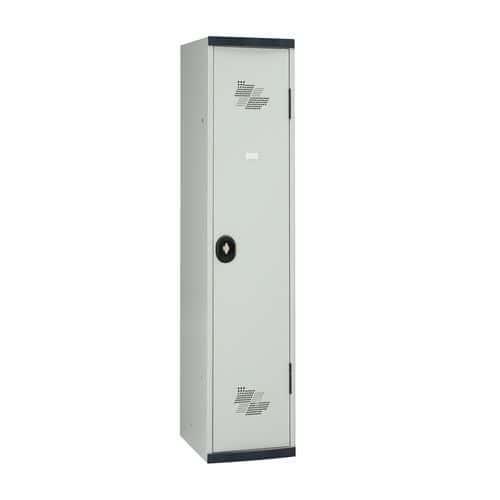 Spind Seamline Optimum® – Säulenbreite 400 mm – auf Sockel