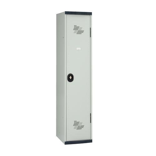 Spind Seamline Optimum®- Säulenbreite 400mm- auf Sockel- Acial