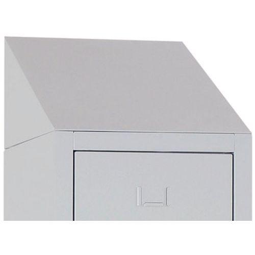 Schrägdach-Aufsatz - Breite 300 - Manutan