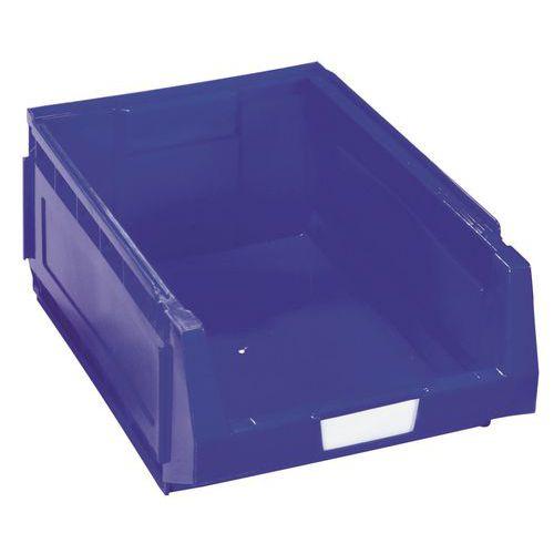 Stapelsichtbox, zusammensetzbar - Länge 485 mm - 28 l