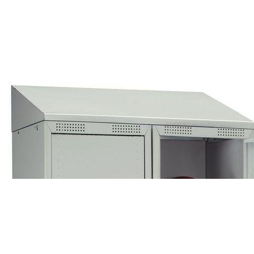 Schrägdach-Aufsatz Seamline® - Mit Trennwand