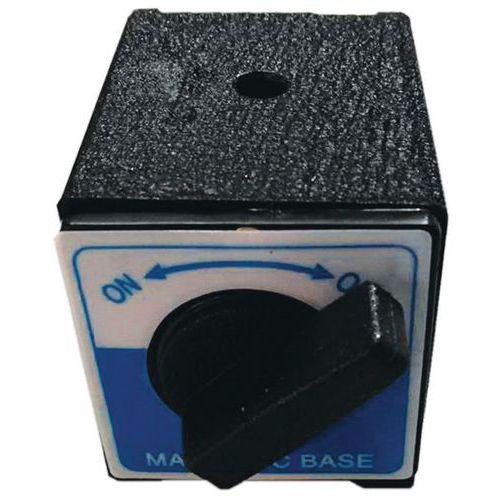 Magnetische Basis für Halterung für mechanische Messuhr- Manutan