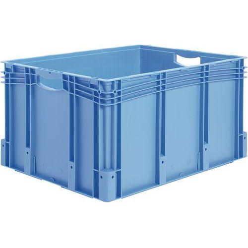 Euronormbehälter - Geschlossene/r Wände und Boden - Länge 400 mm bis 800 mm - 21 L bis 174 L