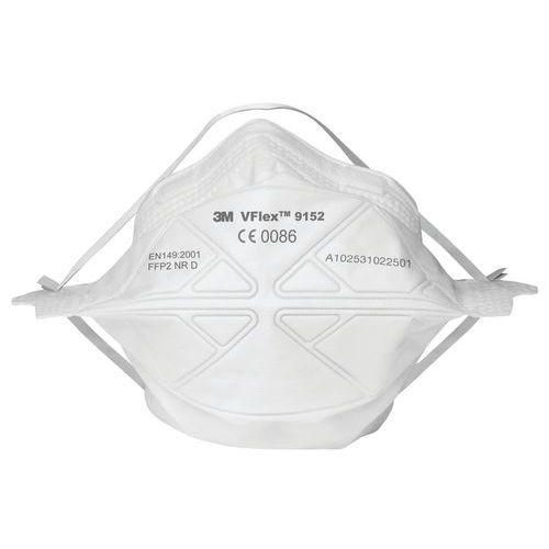 Faltbare Atemschutzmaske 3M™ VFlex