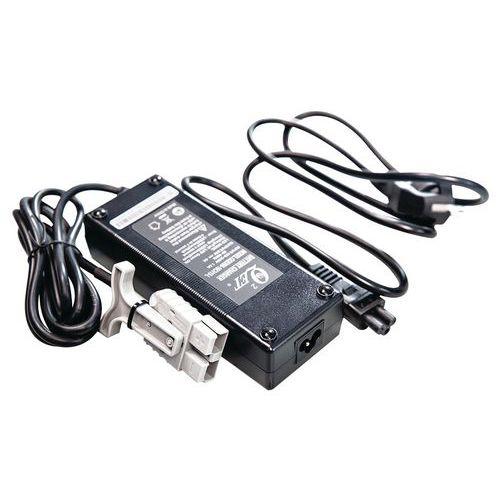 Ladegerät für halbelektrische und elektrische Hubwagen