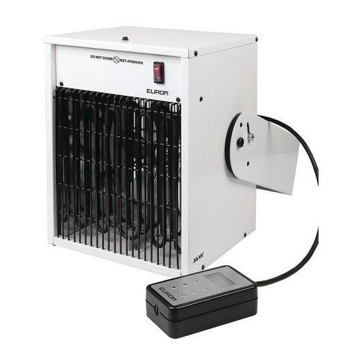Elektrischer Wandheizlüfter- EK 3000, EK 5000 und EK 9000- Eurom