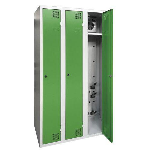 Trocknungsschrank für saubere Industrieumgebungen- 1bis 4 Säulen- auf Sockel- Akaze