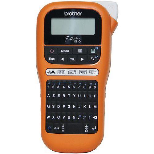 Etikettierer, Profi-Ausführung P-Touch PT-E110- Brother