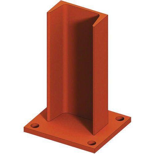 Rammschutz für Bohle Stock-Pallet