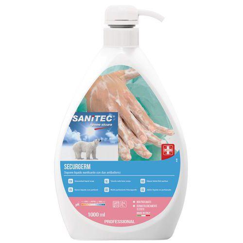 Flüssigseife zur Reinigung der Hände- 1L- Sanitec