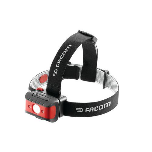 Wiederaufladbare Stirnlampe- Facom
