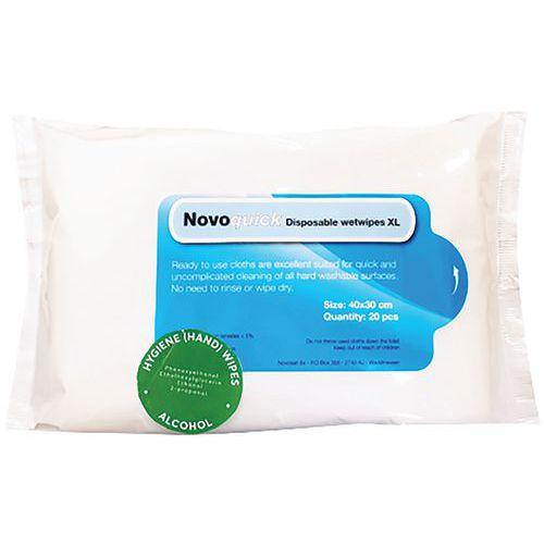 Reinigungstücher- Novoquick