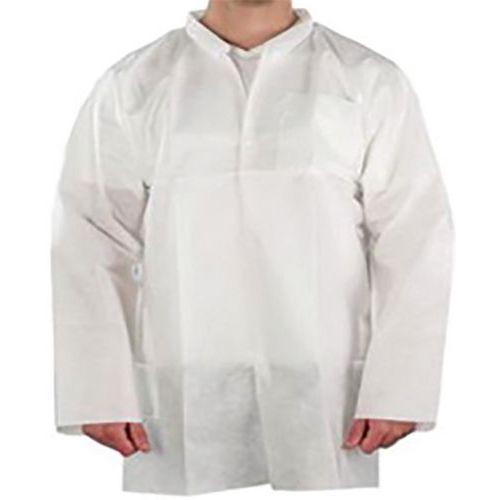 Covid Spezial- Antistatischer Laborkittel- Ansell