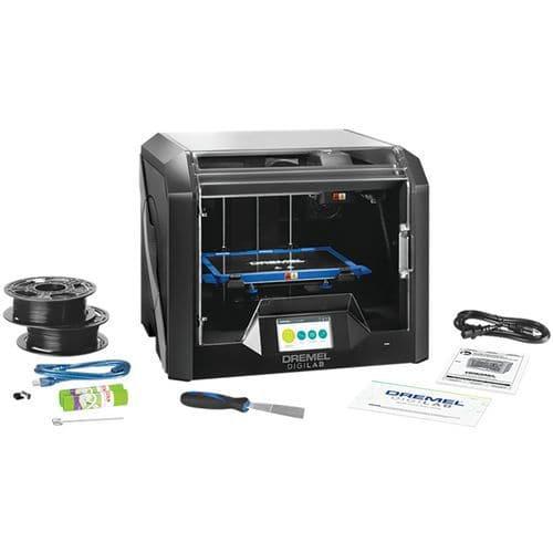 Drucker 3D45 mit Touchscreen, WLAN und HD-Kamera- Dremel