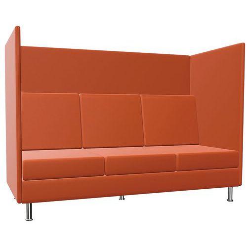 Coworking-Sitzgelegenheit für 3Personen- H136cm- Atelier