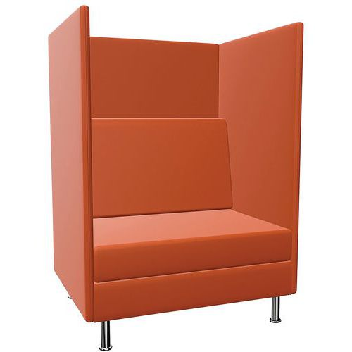 Coworking-Sitzgelegenheit für 1Person- H136cm- Atelier