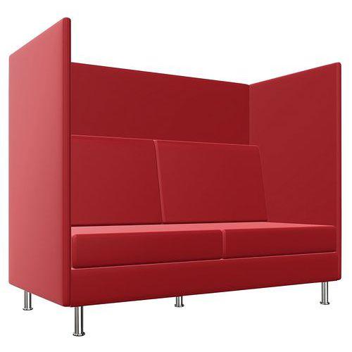 Coworking-Sitzgelegenheit für 2,5Personen- H136cm- Atelier