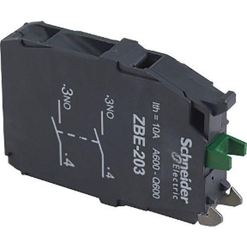 Harmony- Doppel-Kontaktblock- 2F- Schellenschrauben-Verbindung